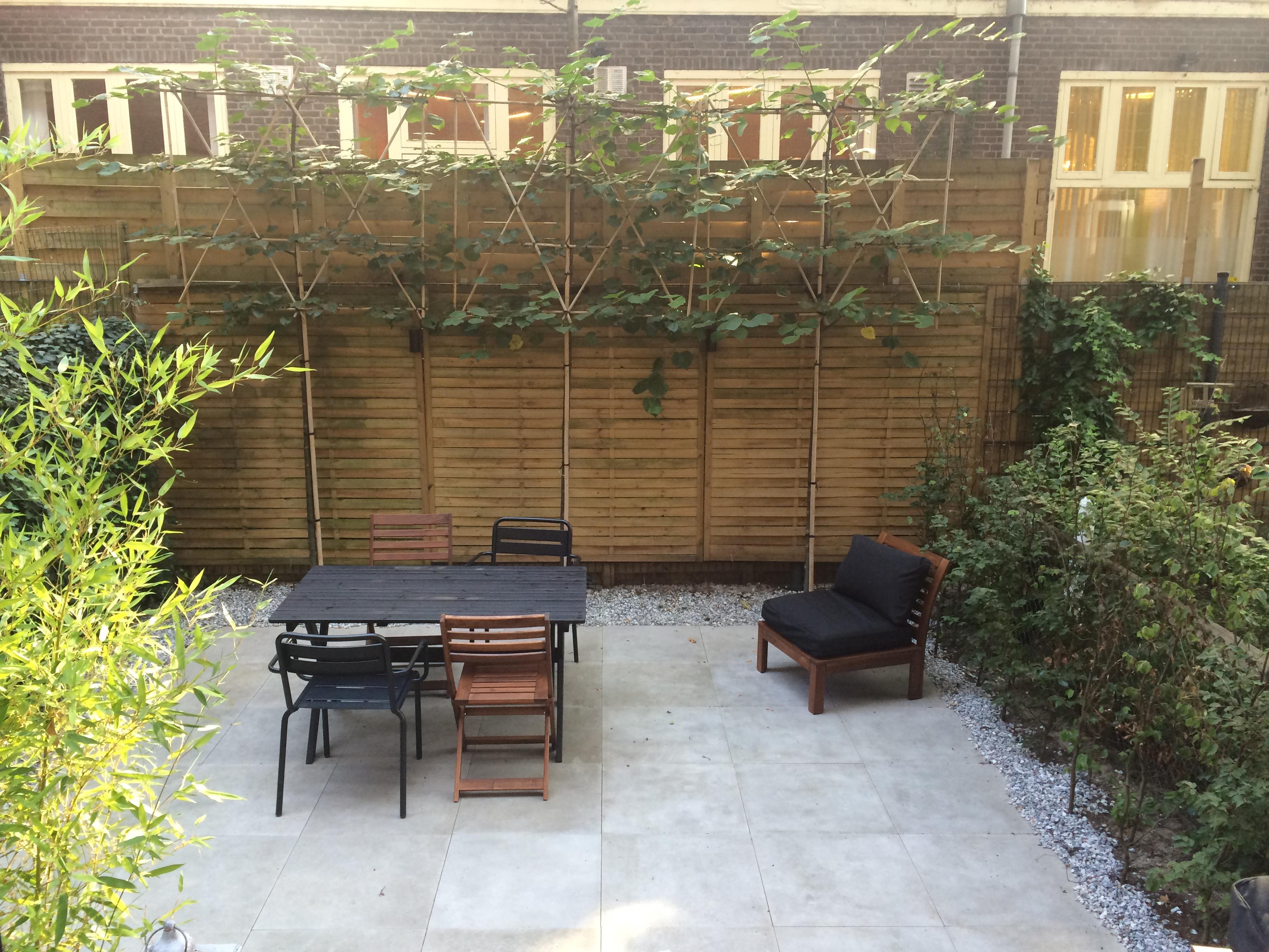 Ontwerp patio garden - Luifel ontwerp voor patio ...